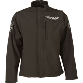 Fly Racing Black Ops Convertible Jacket