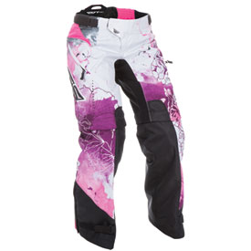 Fly Racing Kinetic Women/'s Girl/'s Jersey /& Pants Motocross Riding Gear 2017