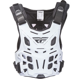 Fly Racing Revel Race CE Roost Guard Adult White