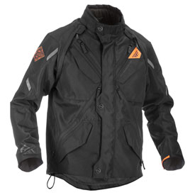Fly Racing Patrol Jacket 2018 Small Black