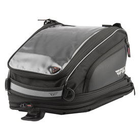 Fly Street Medium Tank Bag  Black