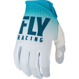 Fly Racing Lite Gloves 2019 XX-Large Blue/White