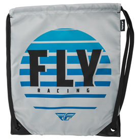 Fly Racing Quick Draw Bag 19  Light Grey