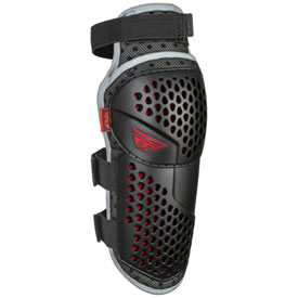 Fly Racing Barricade Flex Elbow Guards  Black