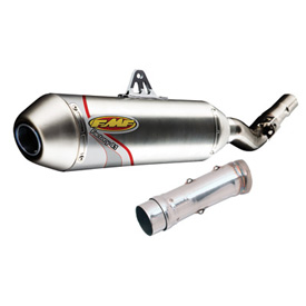 FMF Factory-4.1 Silencer With SS Mid-Pipe