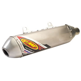 FMF Factory-4.1 RCT Stainless Steel Silencer