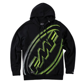FMF Marker Zip-Up Hooded Sweatshirt