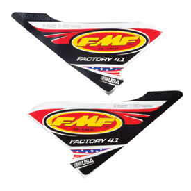 FMF 4-Stroke Silencer Replacement Decals | Parts & Accessories