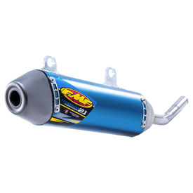 FMF Ti Power Core 2.1 Shorty Silencer