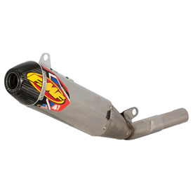 FMF Factory-4.1 RCT Aluminum Silencer with Carbon End Cap