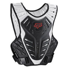 Fox Racing Titan Race Under Jersey Roost Deflector