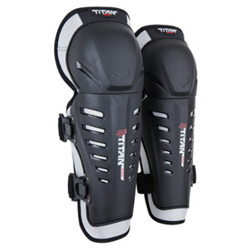 Fox Racing Titan Race Knee/Shin Guards 2014