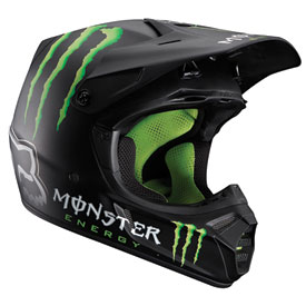 Fox Racing V3 RC Monster Replica Helmet 2013