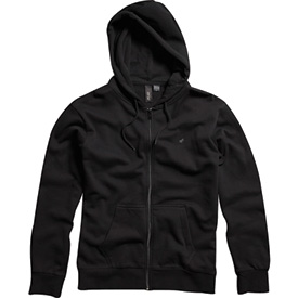 Fox Racing Mr. Clean Zip-Up Hooded Sweatshirt 2011