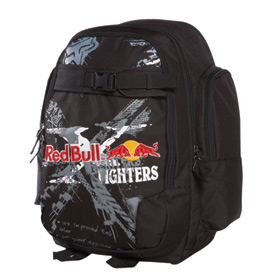 Fox Racing Red Bull XFighters Exposed Backpack