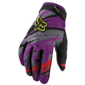 Fox Racing Dirtpaw Undertow Ladies Gloves 2012