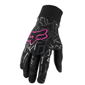 Fox Racing Mudpaw Infinity Ladies Gloves 2013