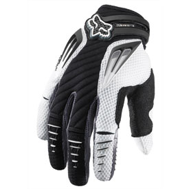 Fox Racing Platinum Gloves 2012