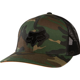 Fox Racing Staff SGT. Snapback Hat