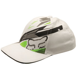 Fox Racing Bionic Shards Youth Flex Fit Hat
