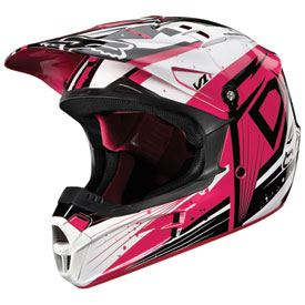 Fox Racing V1 Undertow Ladies Helmet 2012