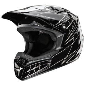 Fox Racing V1 Chapter Helmet 2012