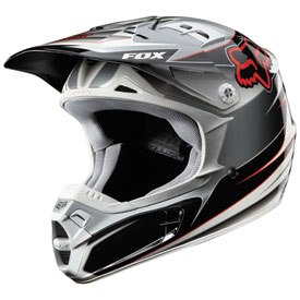 Fox Racing V2 Race Helmet 2012