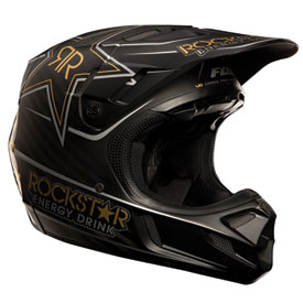 Fox Racing V4 Rockstar Helmet 2014