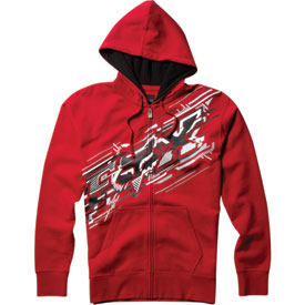 Fox Racing Flare Zip-Up Hooded Sweatshirt