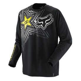 Fox Racing Nomad Rockstar Jersey 2012