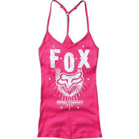 Fox Racing Qualified Ladies V-Neck Cami Tank Top
