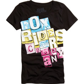Fox Racing First Class Ladies T-Shirt