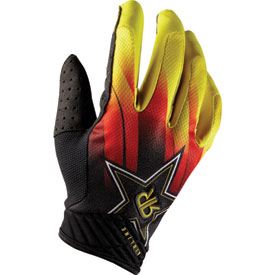 Fox Racing Airline Rockstar Blur Gloves 2013