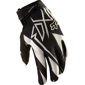 Fox Racing Dirtpaw Costa Gloves 2013