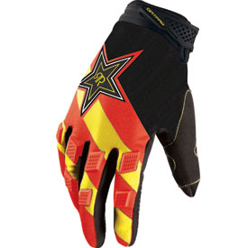 Fox Racing Dirtpaw Rockstar Gloves 2013
