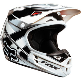 Fox Racing V1 Costa Helmet 2013
