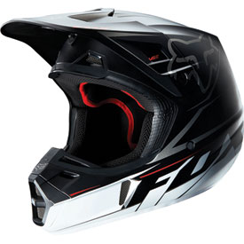 Fox Racing V2 Matte Helmet 2013