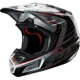 Fox Racing V2 Race Helmet 2013