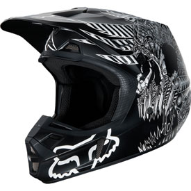 Fox Racing V2 Valkari Helmet 2013