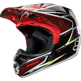 Fox Racing V3 Race Helmet 2013