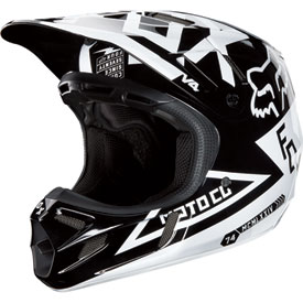 Fox Racing V4 Machina Helmet 2013