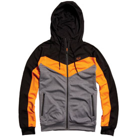 Fox Racing Legendary Zip-Up Hooded Sweatshirt