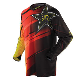 Fox Racing 360 Rockstar Blur Jersey 2013
