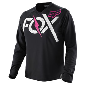 Fox Racing Switch Foxtown Ladies Jersey 2013