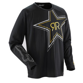 Fox Racing Nomad Rockstar Jersey 2013