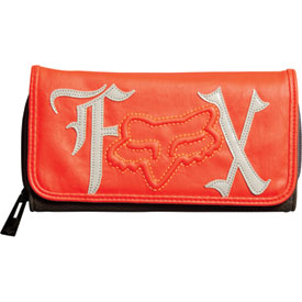 Fox Racing Ladies Jaw Dropper Tri-fold  Checkbook