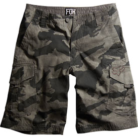 Fox Racing Slambozo Camo Cargo Shorts 2012