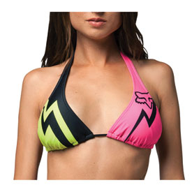 Fox Racing Aftershock Slide Ladies Halter Bikini Top
