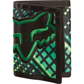 Fox Racing Warped Velcro Wallet