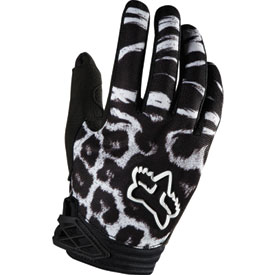 Fox Racing Dirtpaw Ladies Youth Gloves 2014